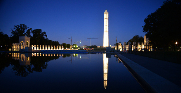 Washington Monument's Lights Will Be Turned Off Soon