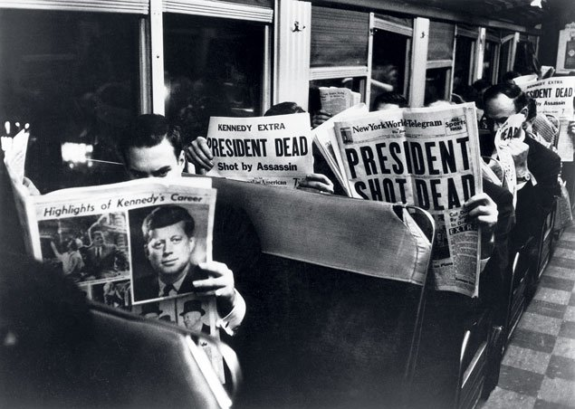 First Person: JFK and the Unknowable
