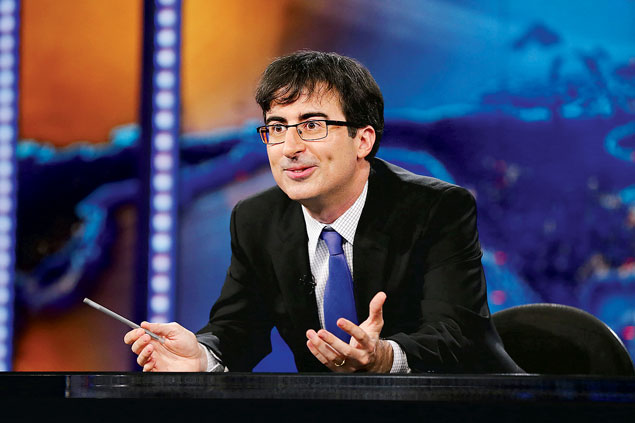 John Oliver On the Gig of a Lifetime