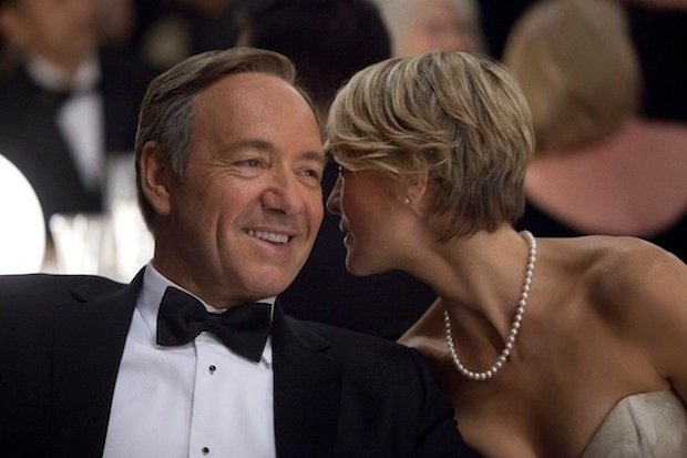 "Canceled ""House of Cards"" Motorcade Is Back On"