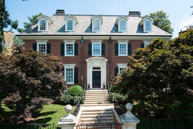In DC's Luxe Mass Ave Heights, a Home Sells for .95 Million