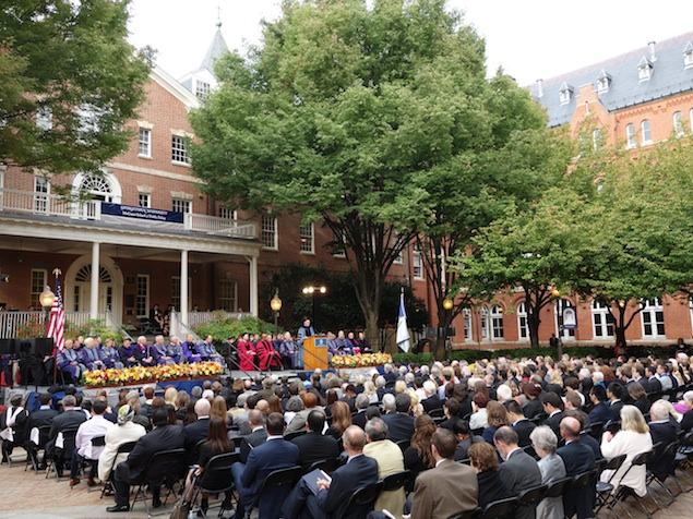 Georgetown University Launches the McCourt School of Public Policy
