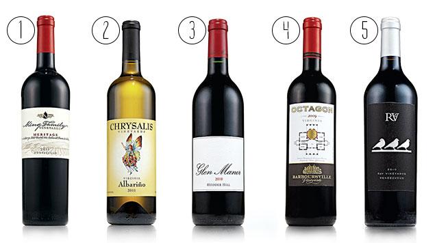 Grape Escapes: The Five Best Bottles We Tasted