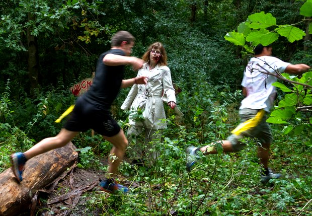 Update: 8 Halloween-Themed and Zombie Races in Washington