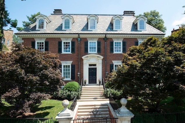 EXCLUSIVE: Commerce Secretary Penny Pritzker Buys .95 Million DC Home