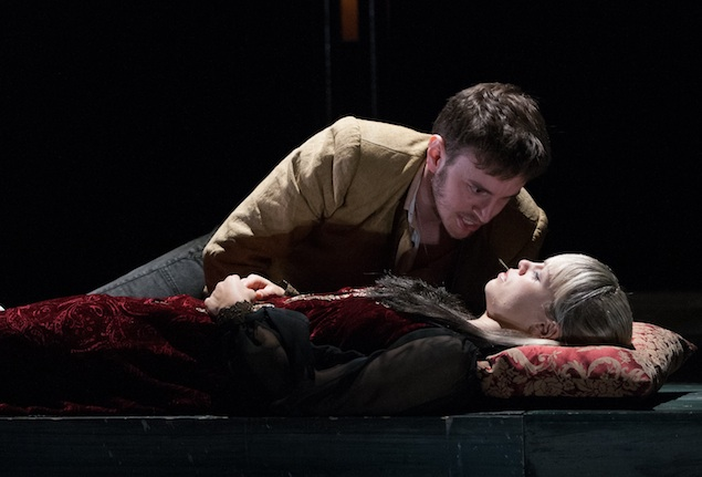 "Theater Review: ""Romeo and Juliet"" at the Folger Theatre"