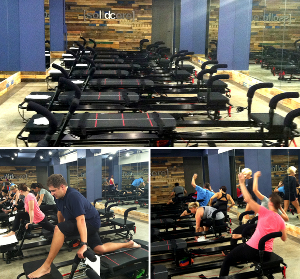 Fitness Class Review: Lagree Fitness Method at SolidCore