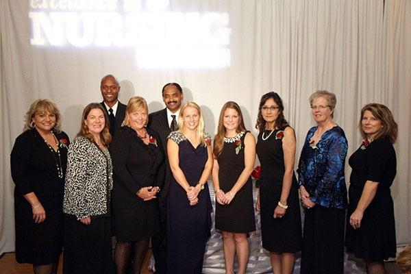 Washingtonian's Excellence in Nursing Awards Dinner