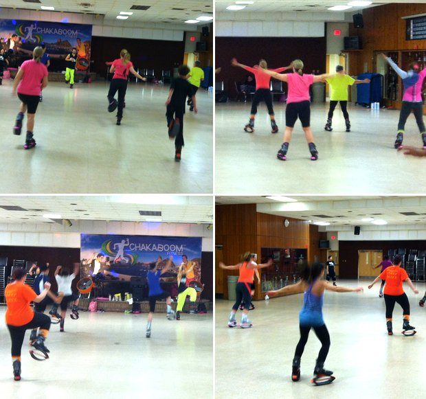 Fitness Class Review: Kangoo Jumps at Chakaboom Fitness