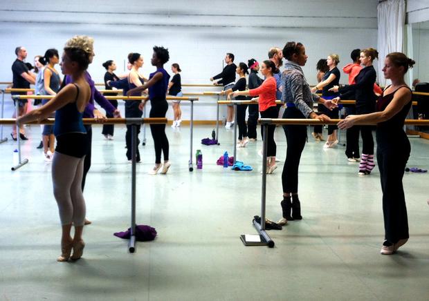Fitness Class Review: Advanced Beginner Class at the Washington School of Ballet