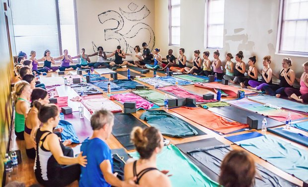 Down Dog Power Yoga to Expand to Clarendon, Cleveland Park