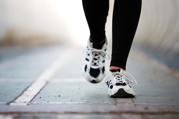 Walking Greatly Reduces Breast Cancer Risk