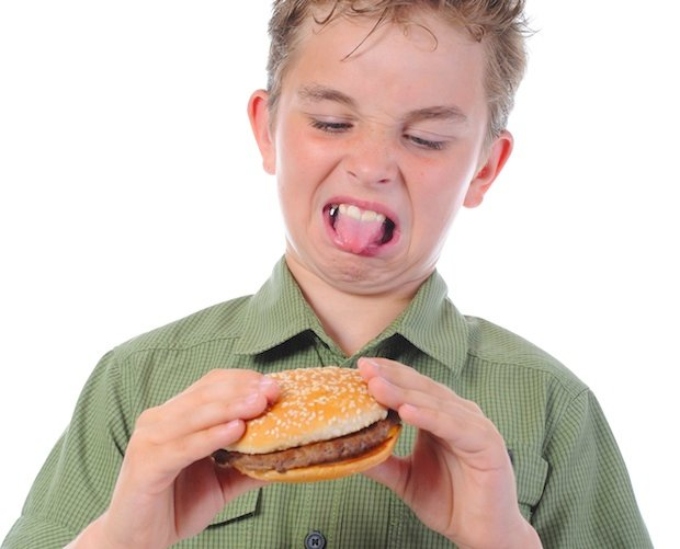 Fairfax Schools Students Reject All-Beef Burgers