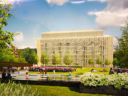 Developers and Designers Reveal Plans for Georgetown's West Heating Plant (Photos)