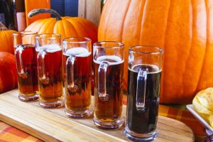 The Week in Food Events: Pumpkin Beer Party, Brasserie Beck's Oysterfest