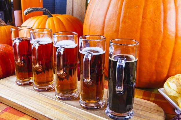 Weekend Food Fun: Brats & Brews, Pumpkin History Lesson