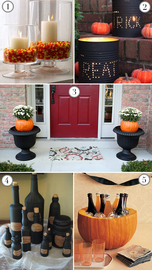 Decor DIY: 5 Easy, Wallet-Friendly Ways to Prep Your Home for Halloween