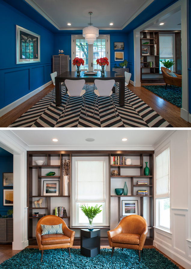 Design Decoder: Recreate This Mondrian-Inspired Home
