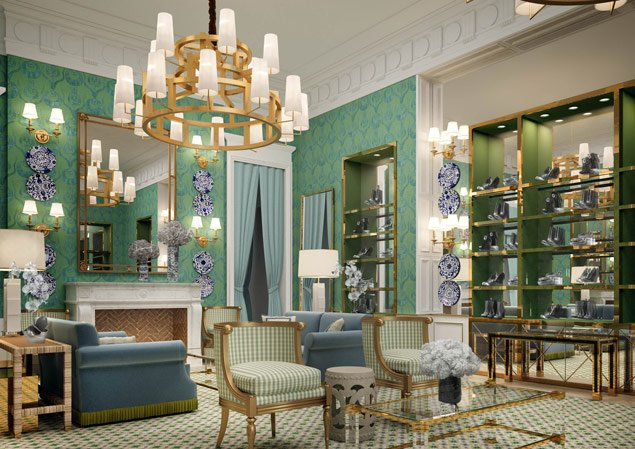 Tory Burch Heads to Georgetown