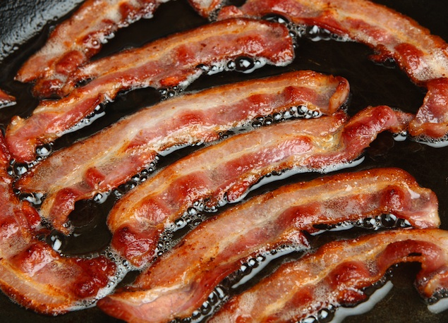 Does Baltimore Like Bacon More Than DC?