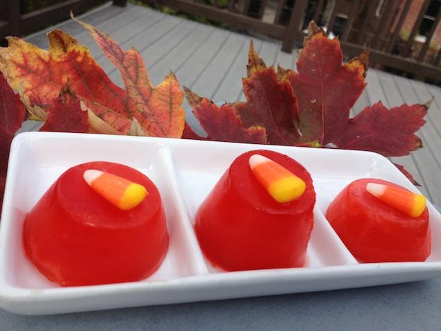 """Halloween Recipe: """"Fancy"""" Jell-O Shots"""