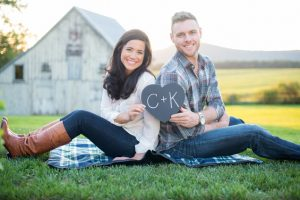Engagement Session: Christine and Kevin