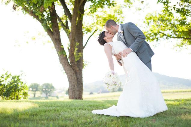 Real Wedding: Erica and Jacob