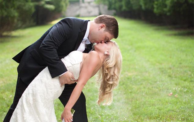 Real Wedding: Madeline and Derek
