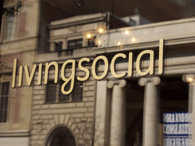 LivingSocial Trying to Recover After Being Offline for 2 Days