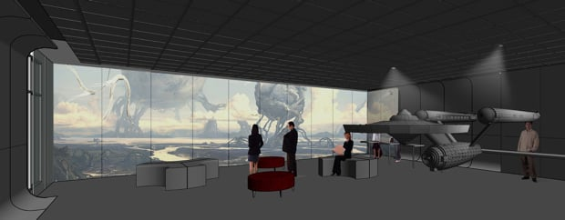 Science Fiction Museum Planned for DC