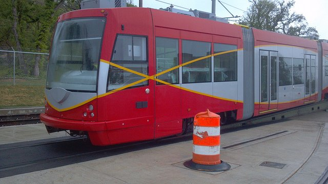 Streetcar Service Unlikely Before Middle of 2014