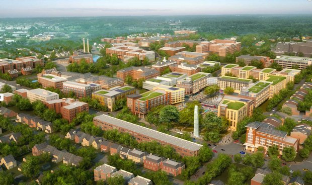 DC Picks Developers for Future of Walter Reed