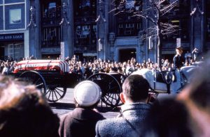 Unshared History: Previously Unseen Photos from JFK's Funeral