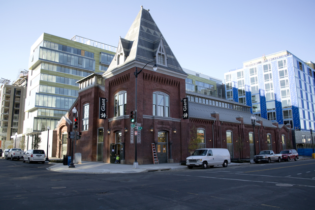 A Preview of the New Giant Supermarket at the Old O Street Market (Photos)