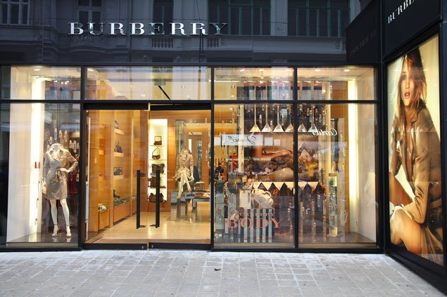 Burberry Likely to Open in CityCenter