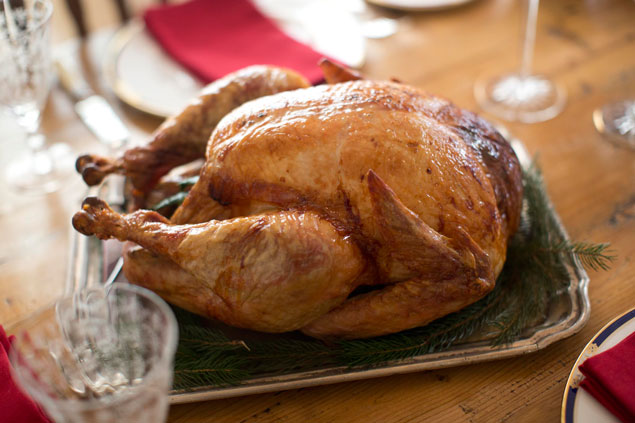 Thanksgiving Recipe: Cathal Armstrong's Turkey and Stuffing