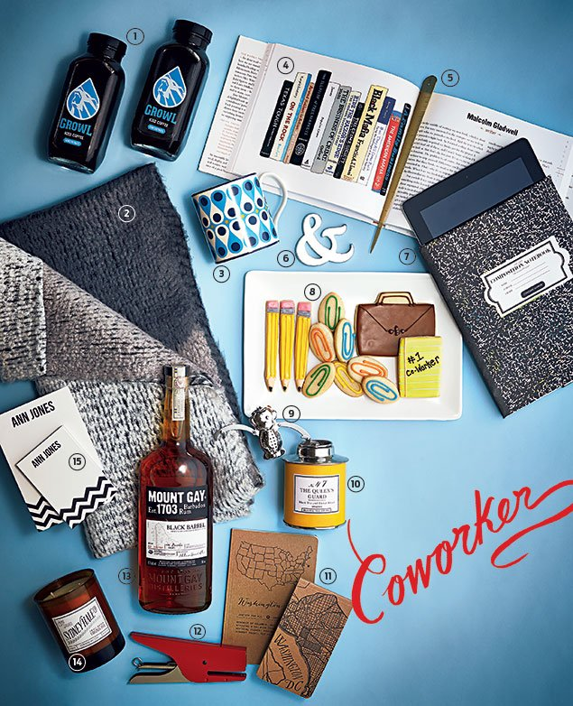 Washingtonian Gift Guide 2013: Gifts for Your Coworker