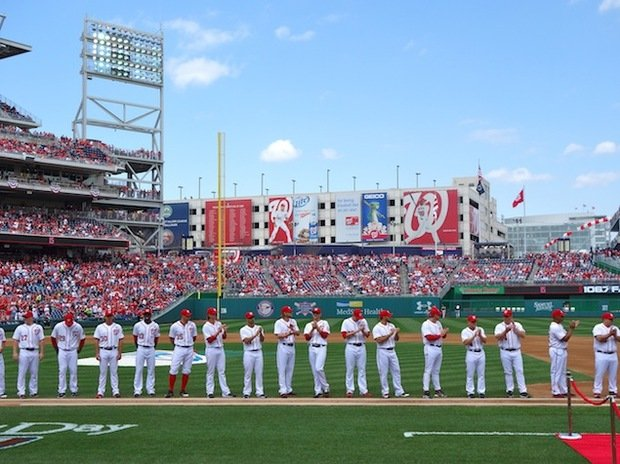 Nationals Asked DC to Build a 0 Million Roof on Their Stadium