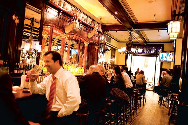 Classics Revisited: Old Ebbitt Grill