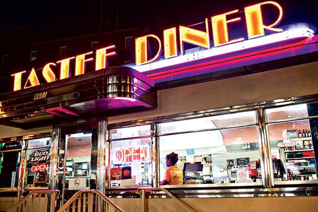 Classics Revisited: Tastee Diner