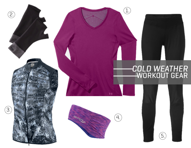 Must-Have Workout Gear for Cold-Weather Running