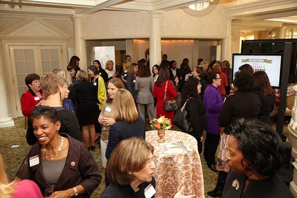 Washingtonian's Most Powerful Women Luncheon (Photos)