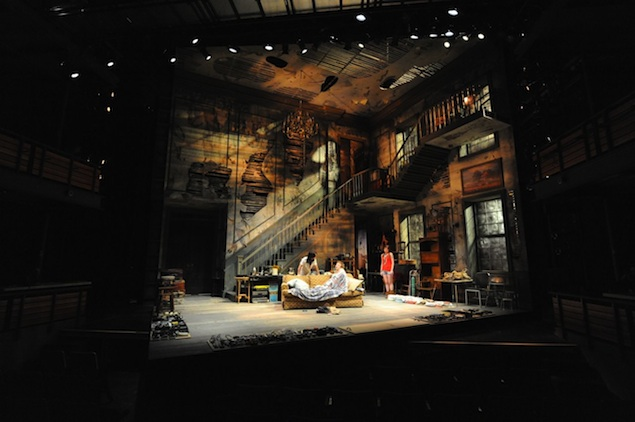 """Theater Review: """"Appropriate"""" at Woolly Mammoth"""