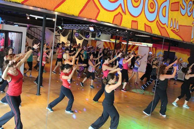 Fitness Class Review: Dance Trance