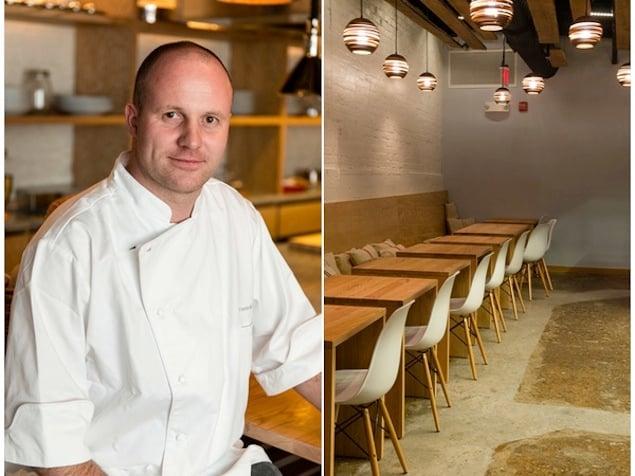 Pop-Up Alert: Federik De Pue Previews His Next Restaurant