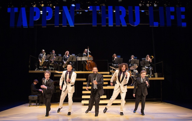 "Theater Review: ""Maurice Hines Is Tappin' Thru Life"" at Arena Stage"