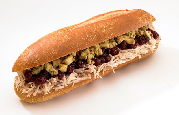 Lunch Break: The Healthiest and Worst Thanksgiving-Themed Lunches