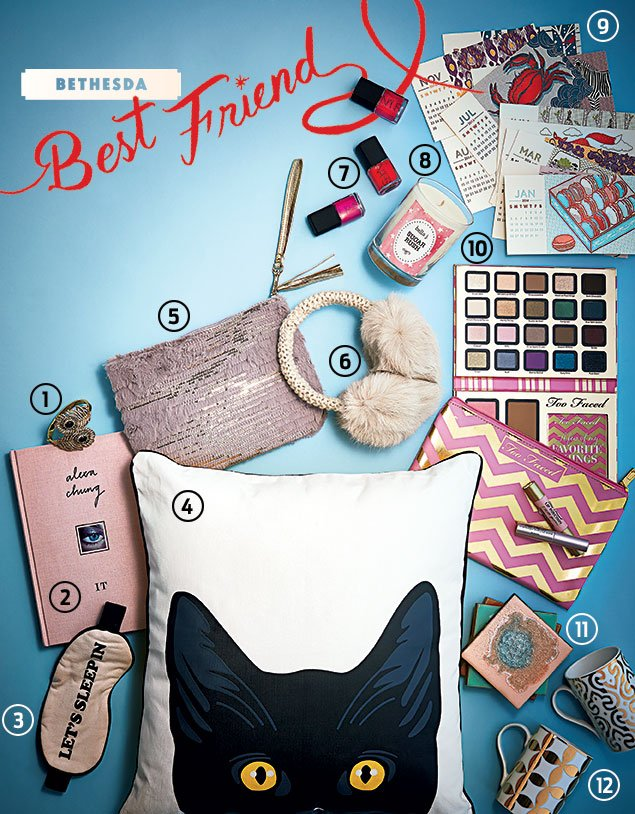 Washingtonian Gift Guide 2013: Gifts for Your Best Friend