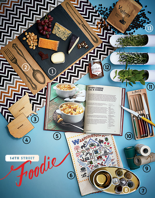 Washingtonian Gift Guide 2013: Gifts for the Foodie