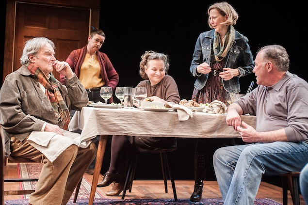"""Theater Review: """"That Hopey Changey Thing"""" at Studio Theatre"""